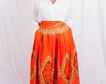 Maxi Long Skirt.