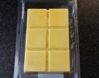 Handmade, highly scented, Soy Wax Melt Bar