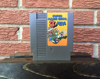 Super Mario 3 Mix - Nintendo NES