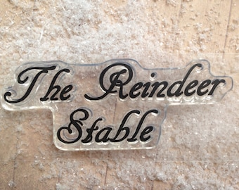 The Reindeer Stable