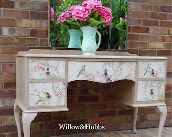 Bedroom Furniture Vintage bedroom furniture - vintage | etsy uk
