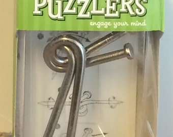 Go! The Game store Puzzlers Twisted Nails