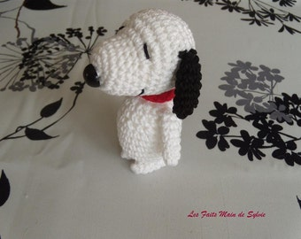 Snoopy crochet