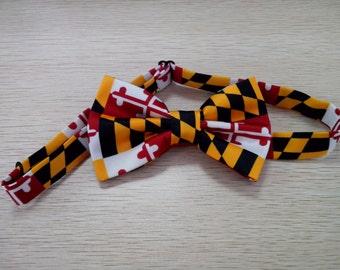 Maryland Pre-Tied Bow Tie