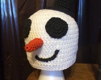 Top hat Snowman Hat