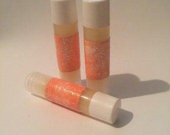 Organic Orange Vanille Lip Balm Tubes