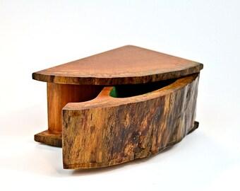 Flip-out cherry trinket box