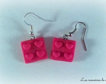 Outstanding piece Lego heart