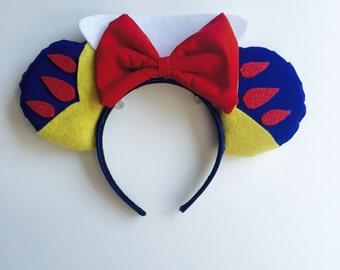 Fair Maiden Mouse Ears