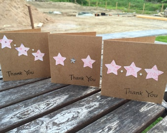 Thank You Greeting Card Notelets