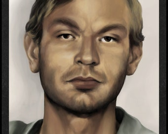 Jeffrey Dahmer is Card Number 66 from the New Serial Killer Trading Cards