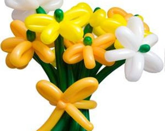 Balloon Flower Bouquet the perfect gift for any occasion