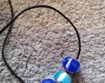 Simple Tie Bracelets
