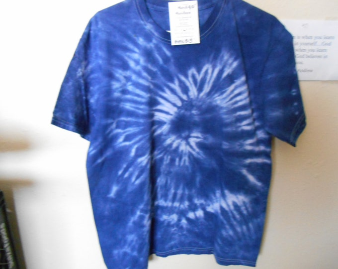 100% cotton Tie Dye T-shirt MMLG3 size Large