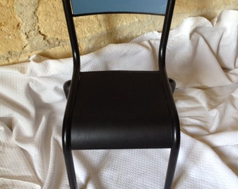 Schoolboy vintage Chair