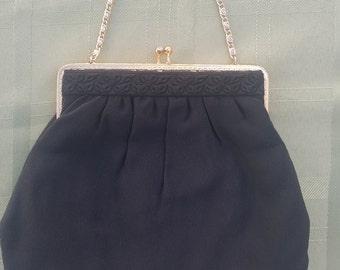 Vintage Ladies Handbag made in UK by Grosgrain