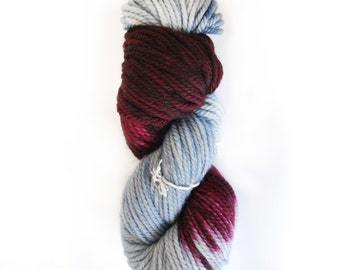 Hand dyed yarn 'Dr. Love' Super Bulky
