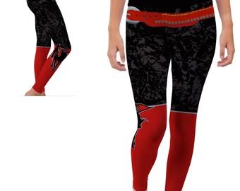 Texas Tech University Red Raiders Yoga Pants