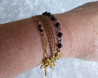 Bracelet 5 chains (066)