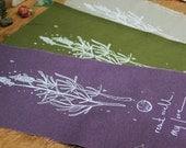 Rest Well Lavender Print