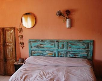 headboard made,cabecero de cama vintage,vintage headboard bed,headboard,cabeceros de cama,tête de lit,Traducir  cabecero de cama,
