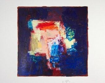 25 Novembre 2015 - original abstract painting