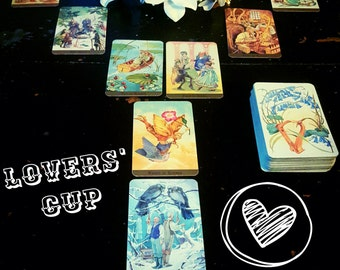 Lovers' Cup Tarot Reading
