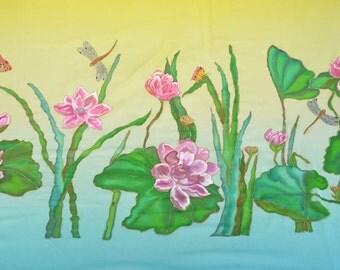 Pareo 'Pink Lotus'