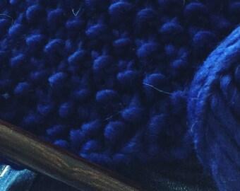 Cosy wool snood
