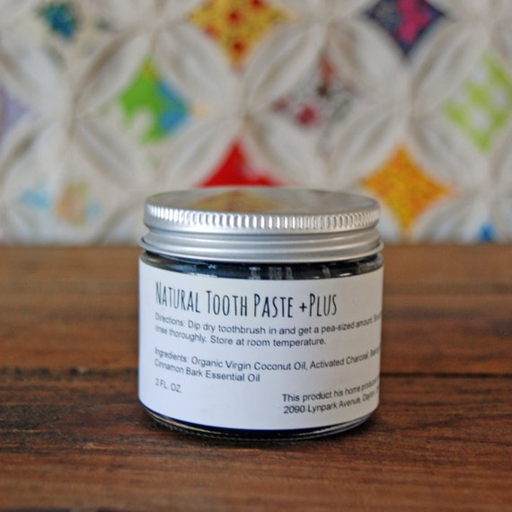 how to make natural toothpaste with baking soda