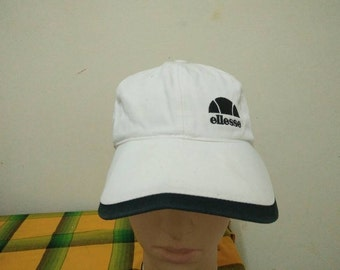 RARE Vintage ELLESSE cap hat free size for all