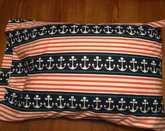 Nautical Pillowcase