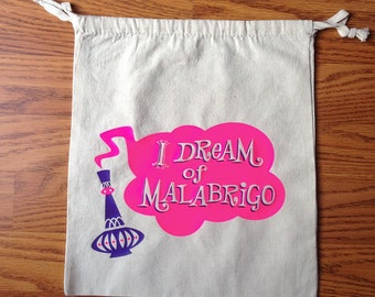 I Dream of Malabrigo Project Bag