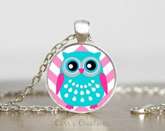 SALE!!! Owl Necklace
