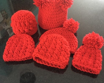 Little hats for big hearts (crochet for a cause)