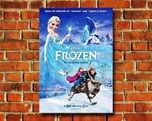 Frozen Movie Poster - #376