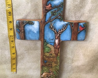 Wildlife Cross