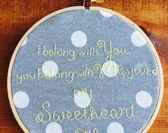 You belong with me...