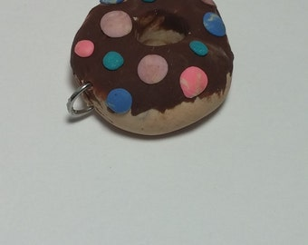Candy Party Donut Charm
