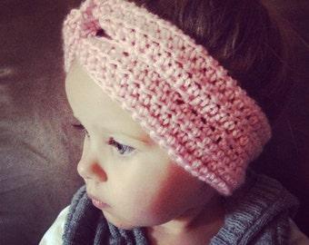 Adult and child size turban headband