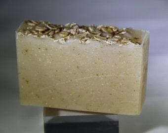 All natural tea tree soap