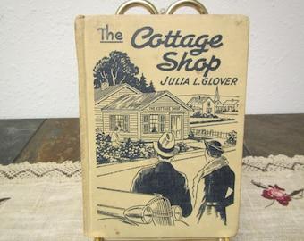 Antique  THE COTTAGE SHOP  by Julia Lestarjette Glover