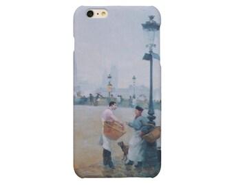 Paris iPhone 6 case Impressionism iPhone 6 Plus classic art iPhone 5 cover Monet iPhone SE iPhone 4 case  Samsung Galaxy S4 S5 S6 case