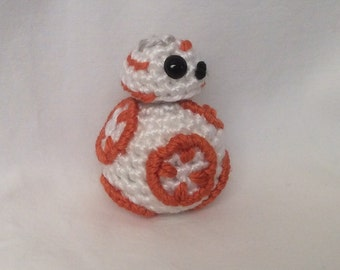 Crochet Star Wars BB-8