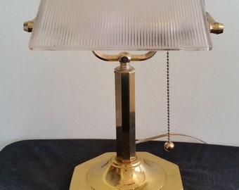 Bankers Lamp/ Library Lamp