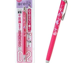 Sanrio Hello Kitty 0.2mm Pink Mechanical Pencil