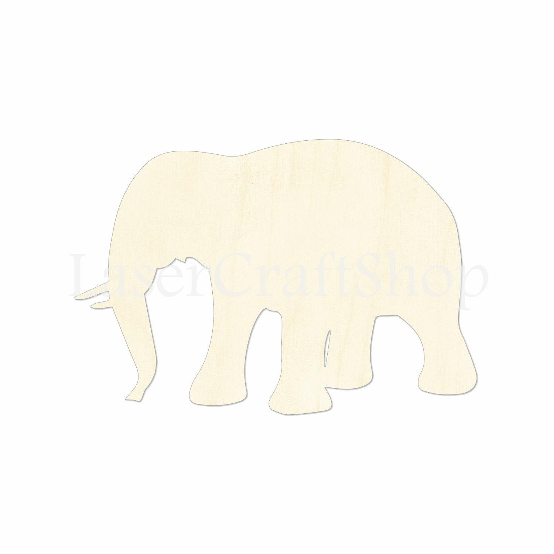 Wooden animals ornaments -  5 00