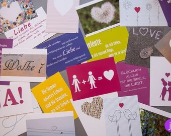 52 cards - 1 year for the wedding couple