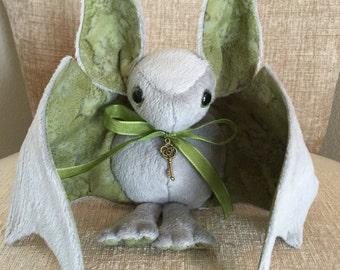 LOVELY MOSSY Bat Plush
