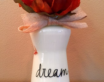 Dream Upcycled Jar